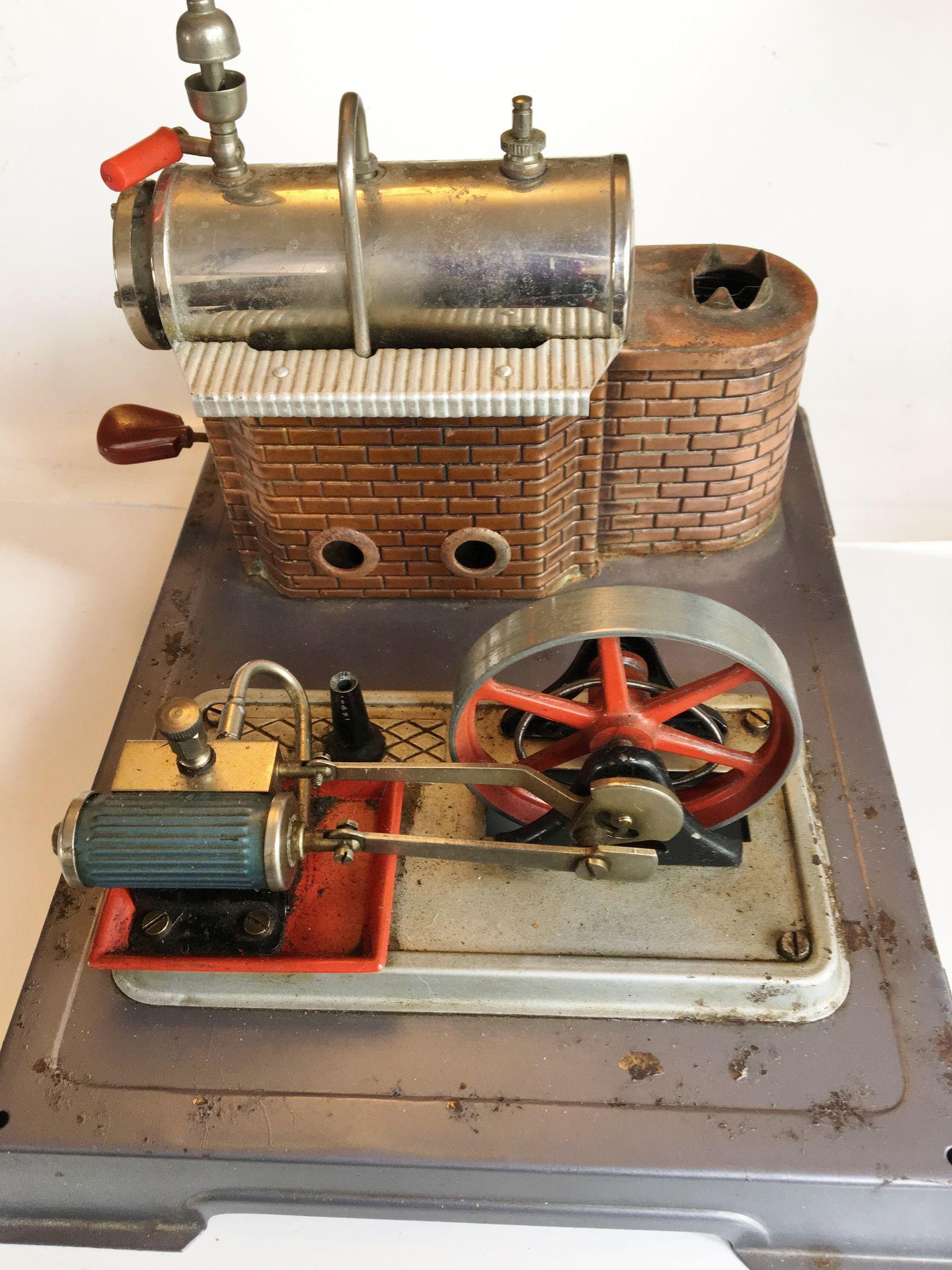 Vintage Toy Steam 114