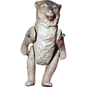 All Bisque Bear Doll
