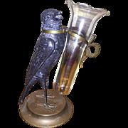 Bird Bud Vase or Epergne