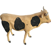 Miniature Toy Bull Animal for your Doll