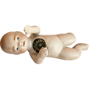 Sweet Miniature Bye-Lo Baby All Bisque Doll