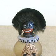 Golliwogg Vigny Figural Perfume Bottle