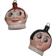 Googly Eye Perfume Bottles or Christmas Ornaments