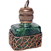 French Chatelaine Perfume Bottle from Revillon
