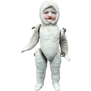 Rate German Jointed Snowbaby Doll