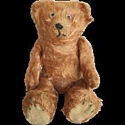 Miniature Mohair Old Jointed Teddy Bear