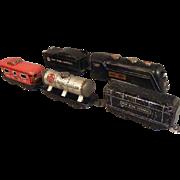 Marx Tin Toy Train O Gauge Commodore Vanderbilt NY Central Line