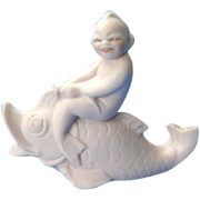 Bathing Beauty Figurine Merboy