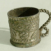 Miniature Mug or Stein for Dollhouse