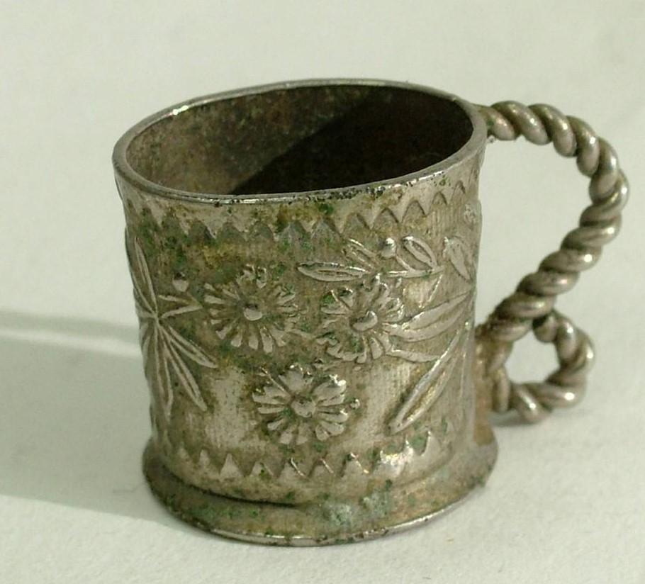 Miniature Mug or Stein for Dollhouse