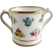 Antique Minton Miniature Loving Cup