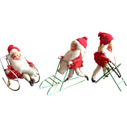Vintage Norwegian Nisse Christmas Elves
