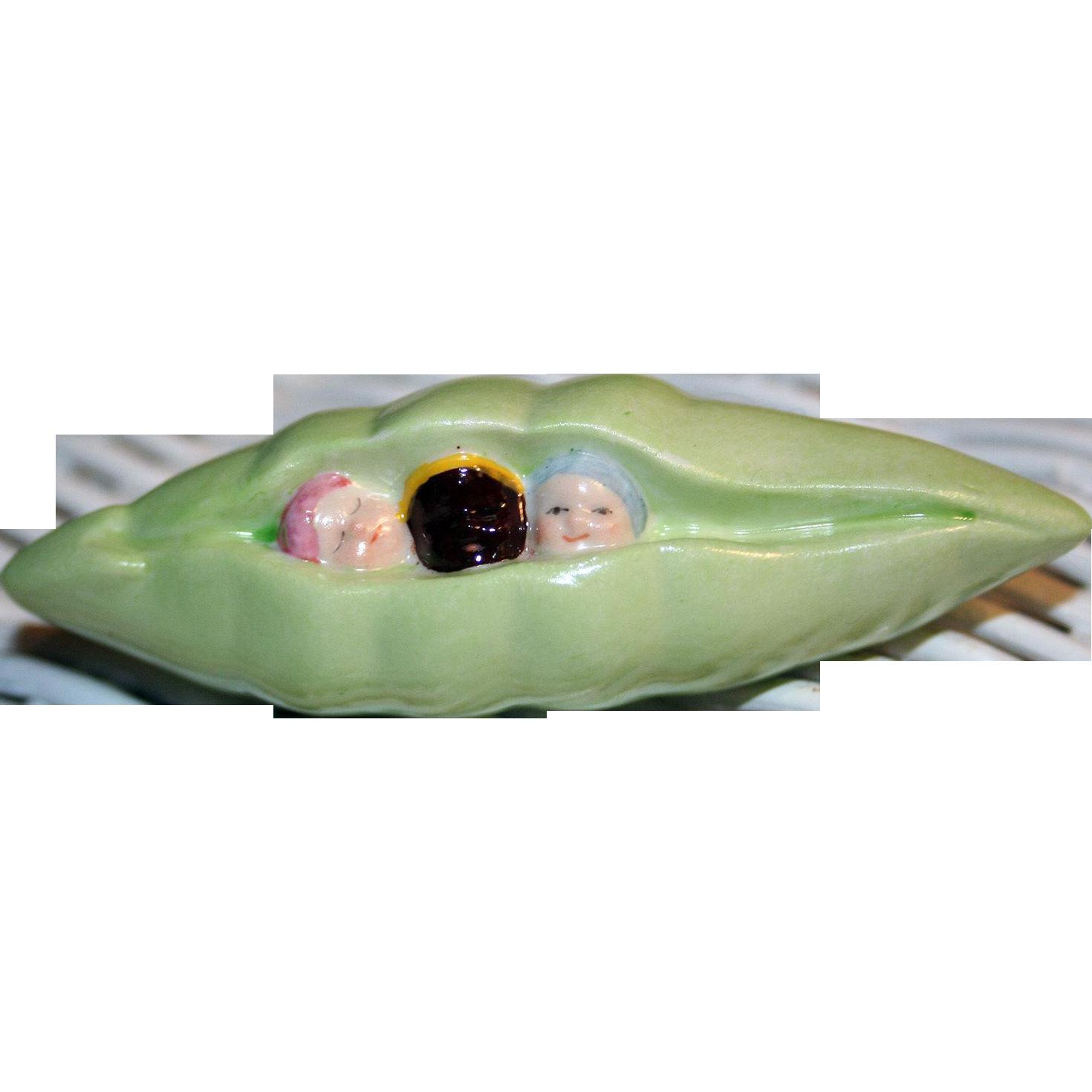 Heubach Little Baby Peas in a Pod