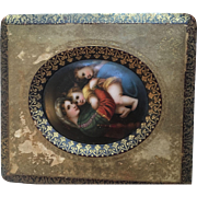 Religious Madonna and Baby and Child