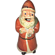 Very Old Santa Claus Figurine Incense Burner