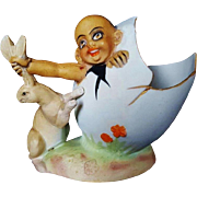 Schafer & Vater Whimsical Easter Figurine
