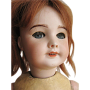 Lovely S.F.B.J. 301 Moving Walker French Bebe Doll