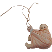 Baby Oil Lamp Swinger Figurine