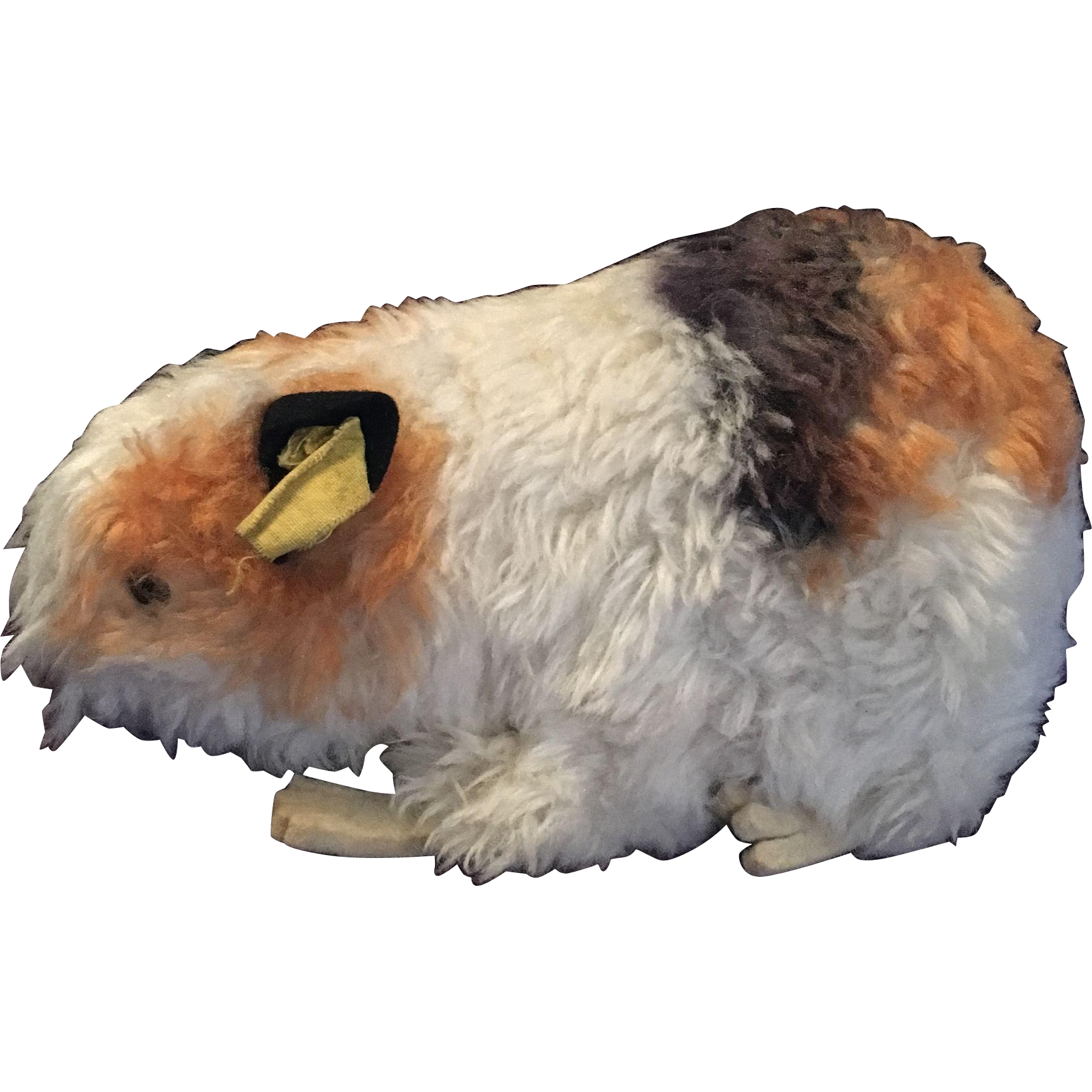 German Steiff Guinea Pig Stuffed AnimaL