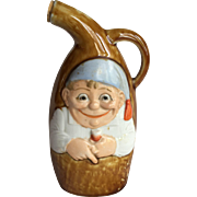 Schafer & Vater Christmas Elf Whiskey Flask