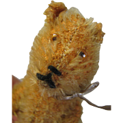 Schuco Miniature Mohair Teddy Bear