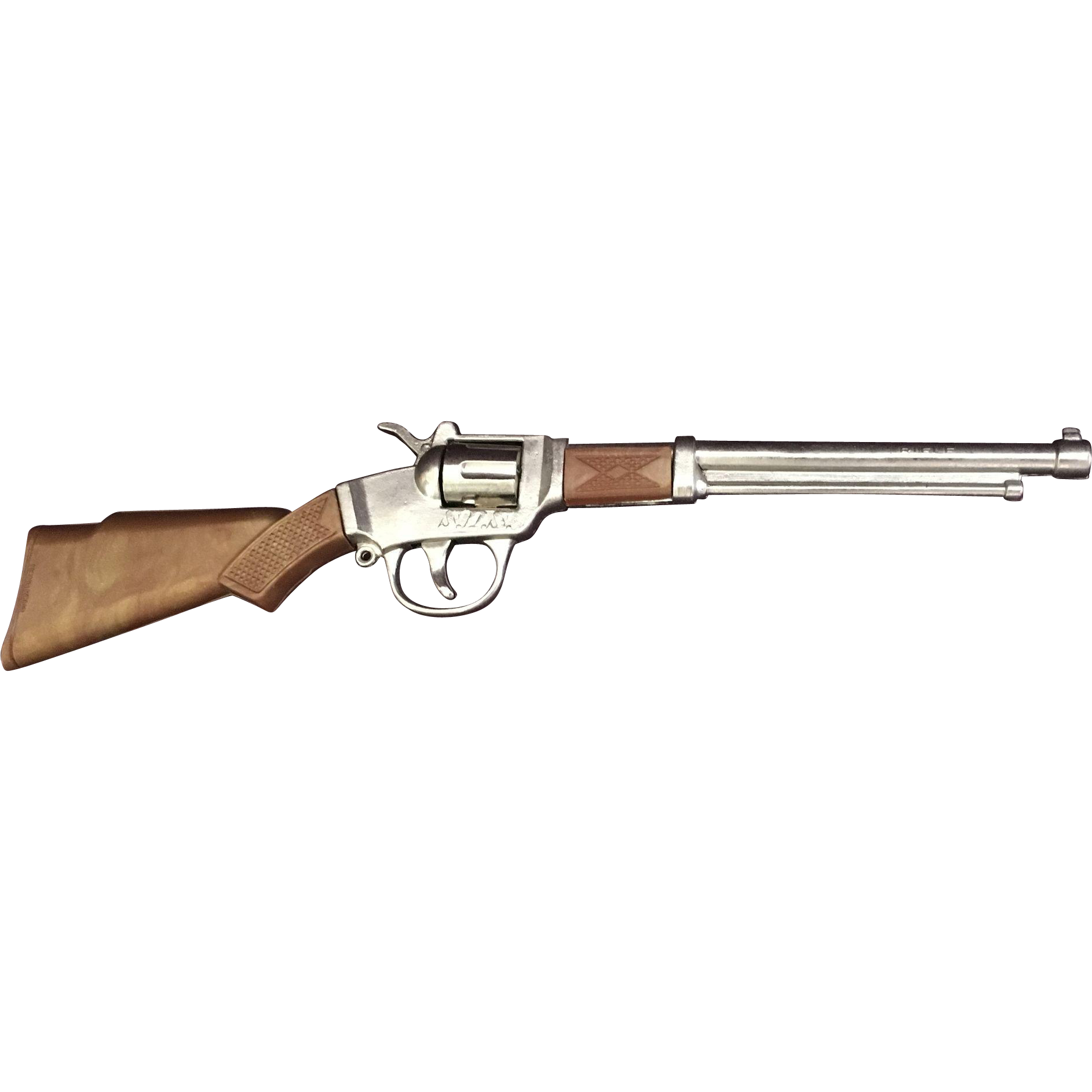 Toy Winchester Cap Gun Rifle