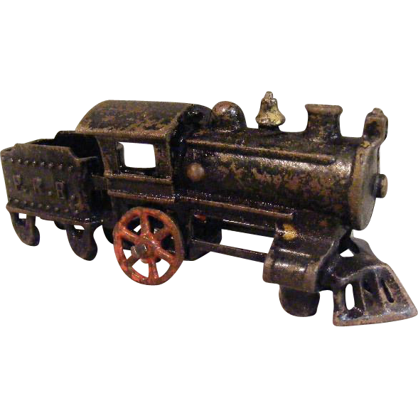 Nycrr Cast Iron Train