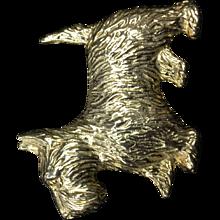 Scotty Dog Pin