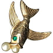 Flying Fish Pin