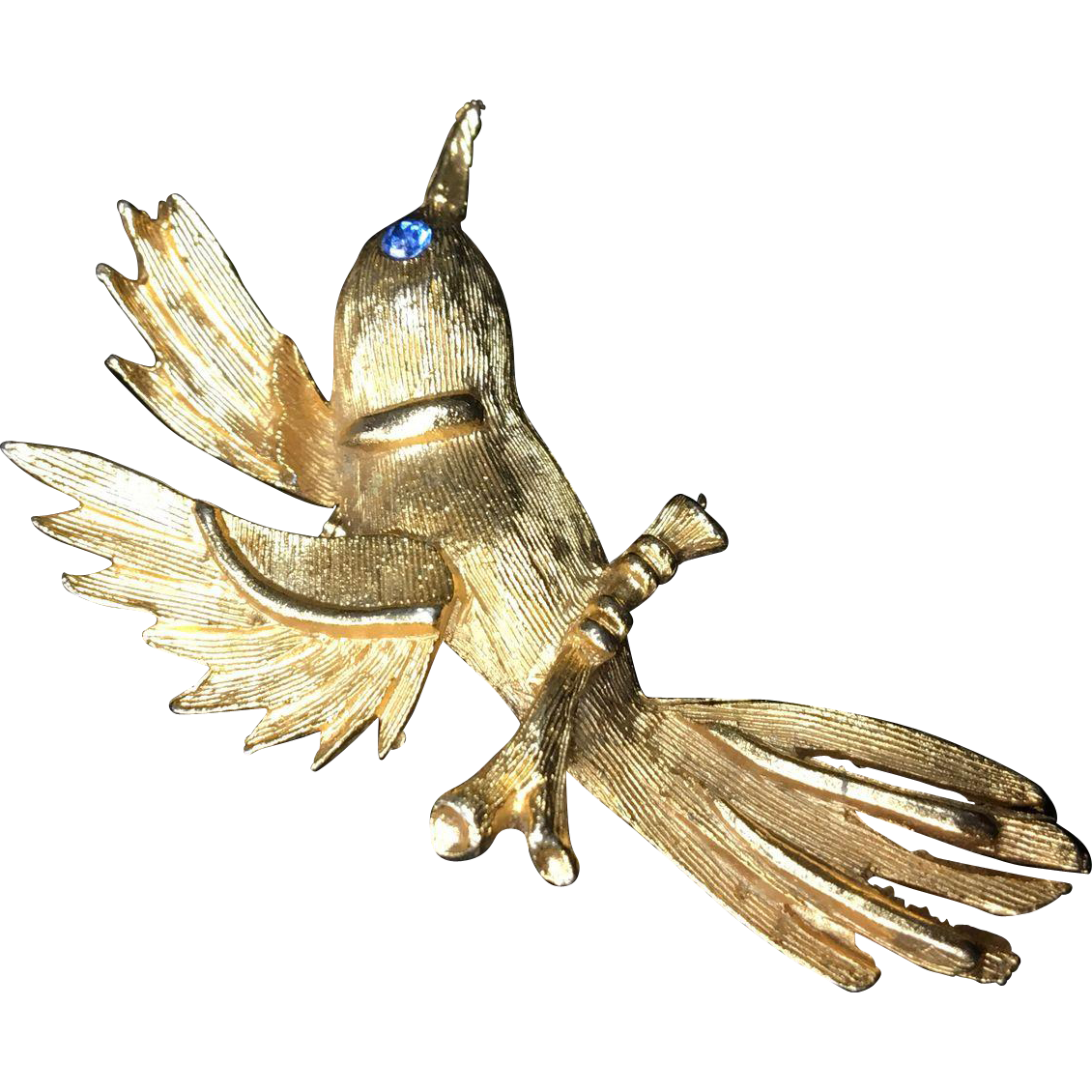 Humming Bird Pin