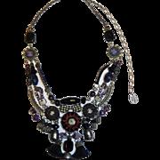 Gorgeous Ayala Bar Necklace