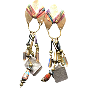 Craft Costume Earrings