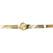 Girard Perreguax 14K Gold Watch