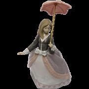Lladro Porcelain Figurine: Angela