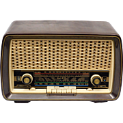 Blaupunkt Roma Type 2510 Tube Radio