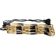 African/Ethnic Beaded Belt