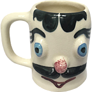 """Jerry The Jerk """"Muggsy"""" Mug From The Pfaltzgraff Pottery Co. Designed by Jessop"""