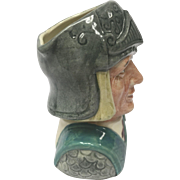 "Vintage Royal Doulton English Toby Jug, model ""St. George"""