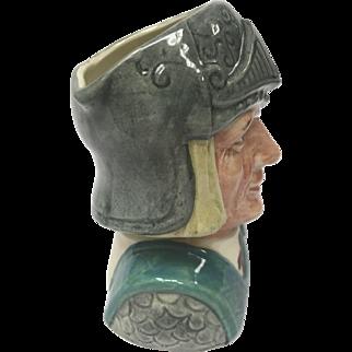 "Vintage Royal Doulton English Toby Jug, model ""St. George"""