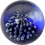 Royal Blue Paperweight