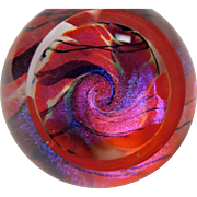 Glass Eye Studio GES paperweight
