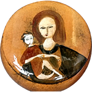 Pillin Pottery Mother and Child