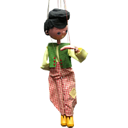 "Pelham Standard Puppet Junior Control Model SS1 ""Dutch Boy"""
