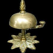 Bronze Victorian Tap Bell
