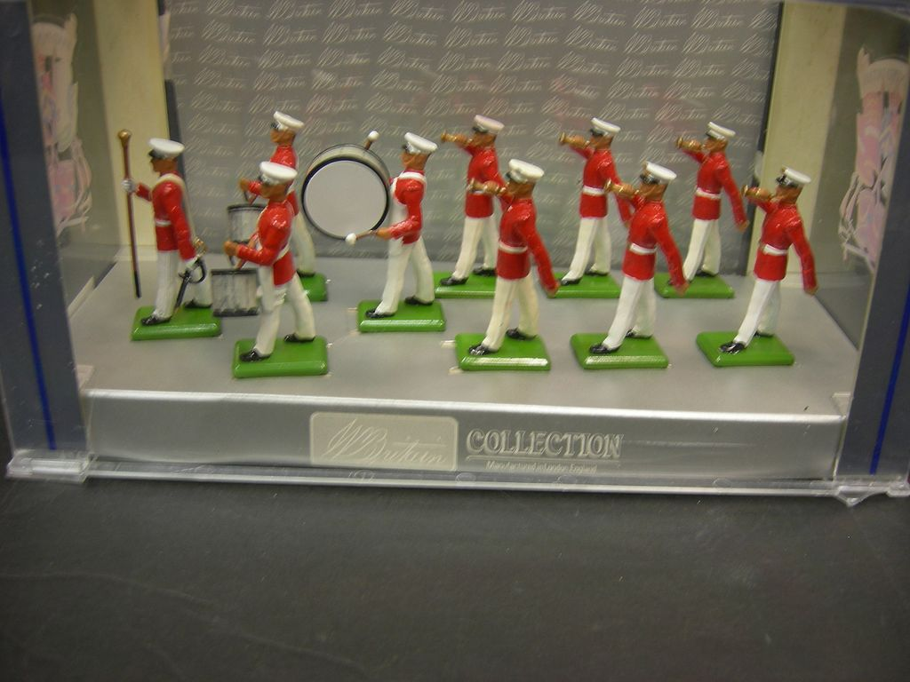 Britains Toy Soldiers U S Marines