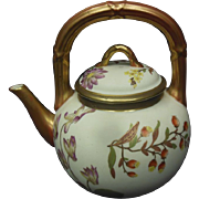 Royal Worcester Teapot