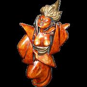 Siamese Dancing Woman