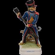 Goebel Napoleonic French Artilleur Figurine