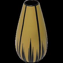 German Pottery Vase by Elma Keramik