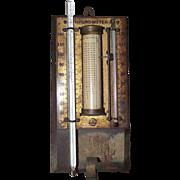 """Scientific """"Hygro-Meter"""" from Phila. Thermo Co. Phila.,Pa."""